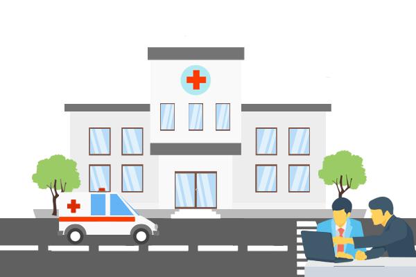 internação hospitalar