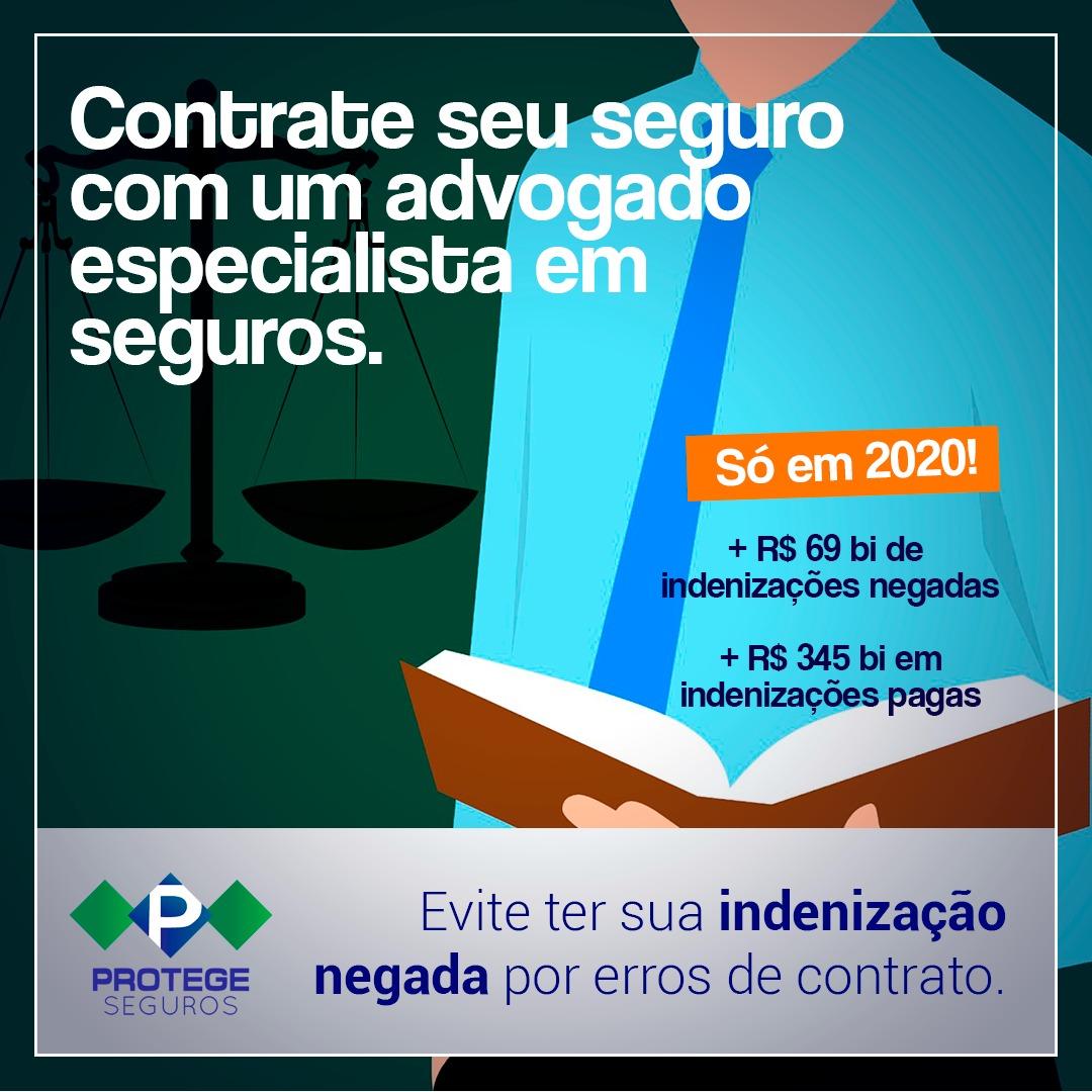 CONTRATE SEU SEGURO COM ADVOGADO ( COM NUMEROS DE SINISTROS NEGADOS )